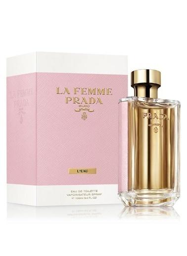Prada Prada La Femme L'Eau Edt Kadın Parfümü 100 Ml Renksiz